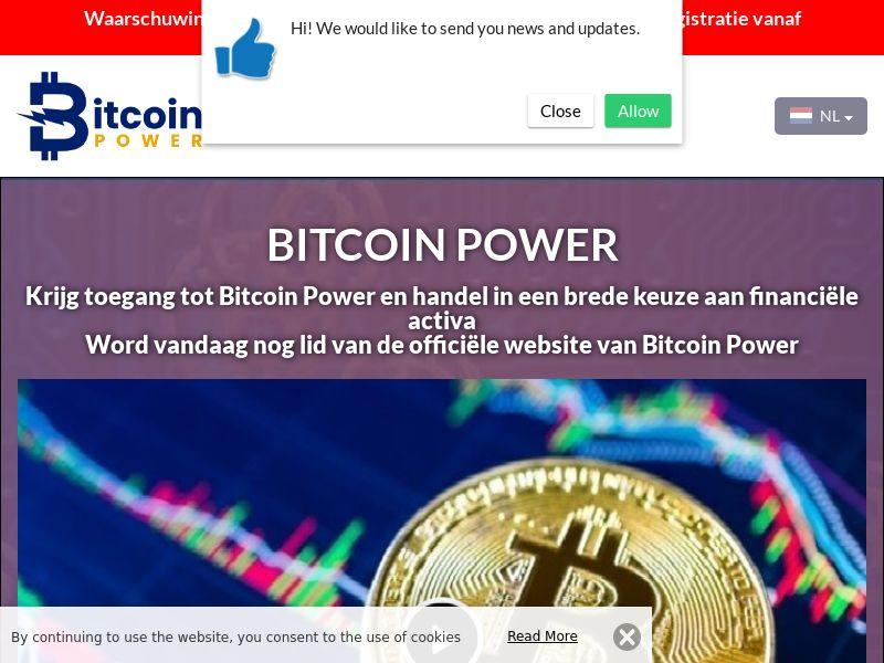 Bitcoin Power Dutch 3670
