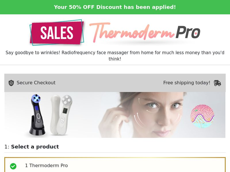 Thermoderm Pro - Multi Country