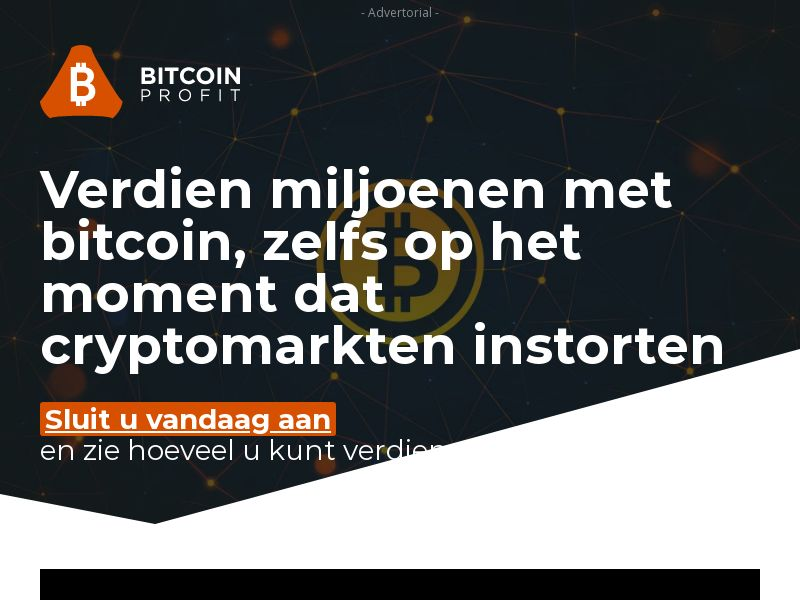 Bitcoin Profit CPA NL