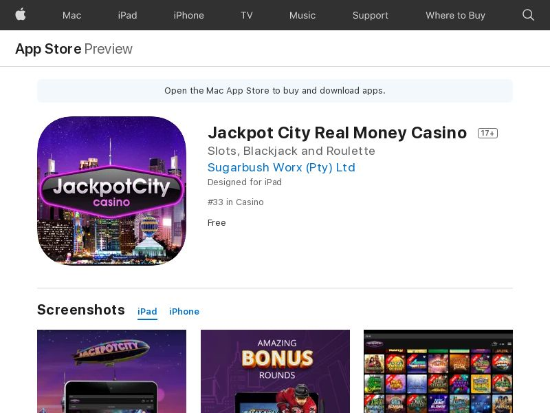CA - JackpotCity Casino_IOS_CPA (Direct)