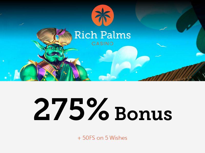Rich Palms CPA 4 countries