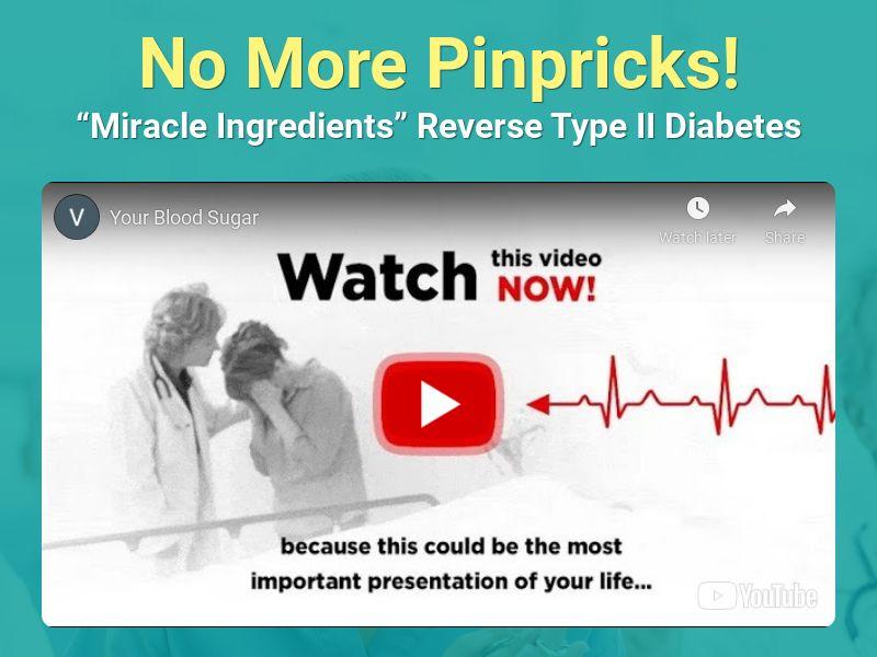 Sugar Balance - Blood Sugar Supplement (PPS) - Health/Nutra - US, UK, CA, AU, NZ
