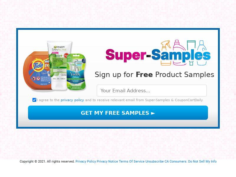 Super Samples - CPA   US