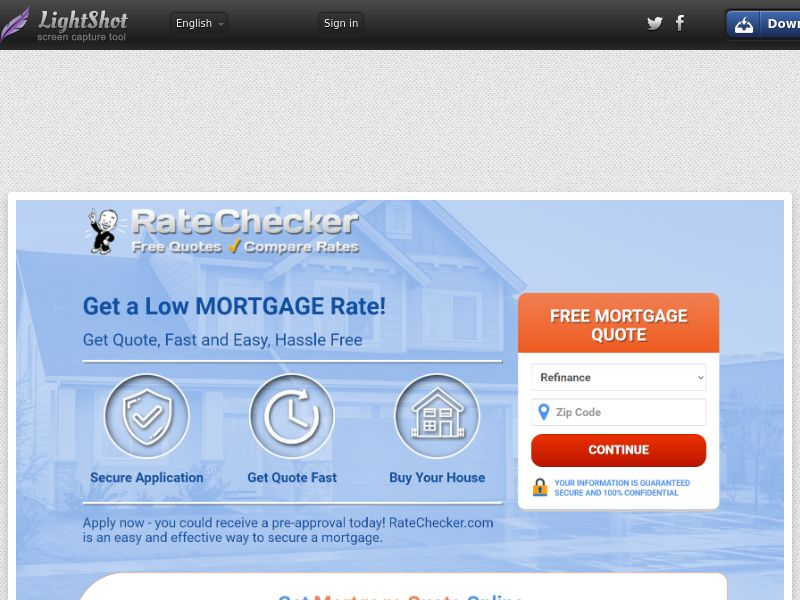 Rate Checker (US) (CPL) (Personal Approval)