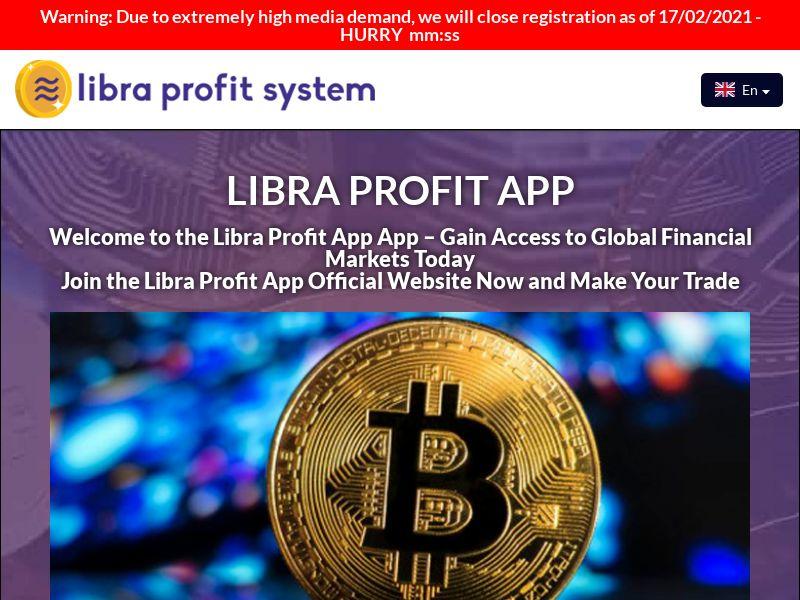 Libra Profit App Swedish 3210
