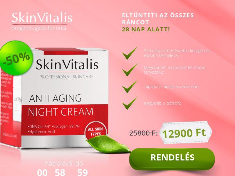 SkinVitalis - COD - [HU]