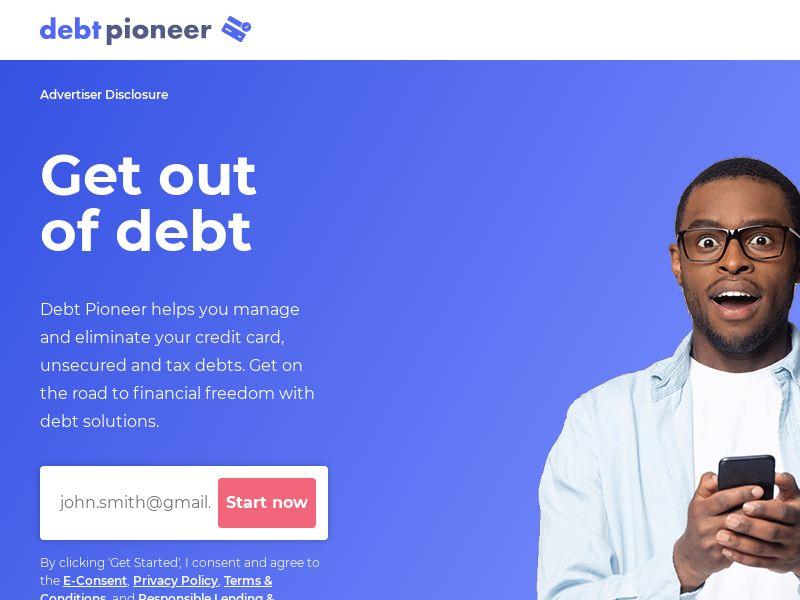 DebtPioneer.com - CPL - US