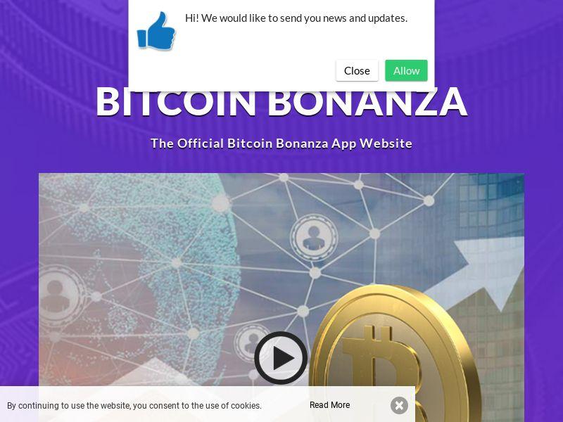 The Bitcoin Bonanza English 1300