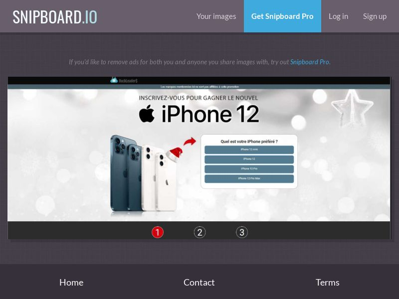 39645 - FR - Buckleaders - iPhone 12 - CPL