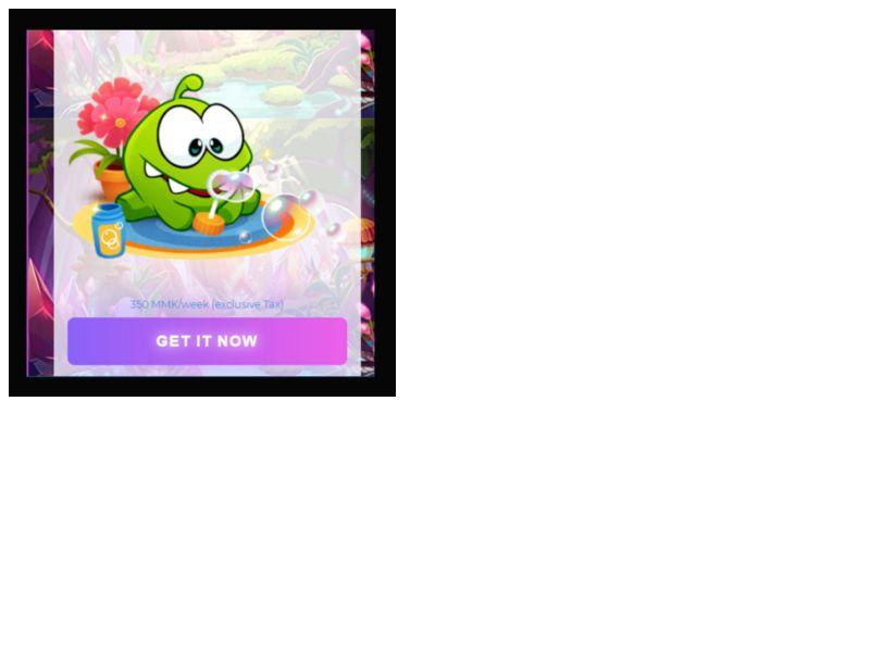 Bubble Game Telenor