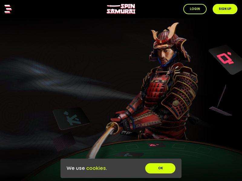 Spin Samurai CPA PL+AU