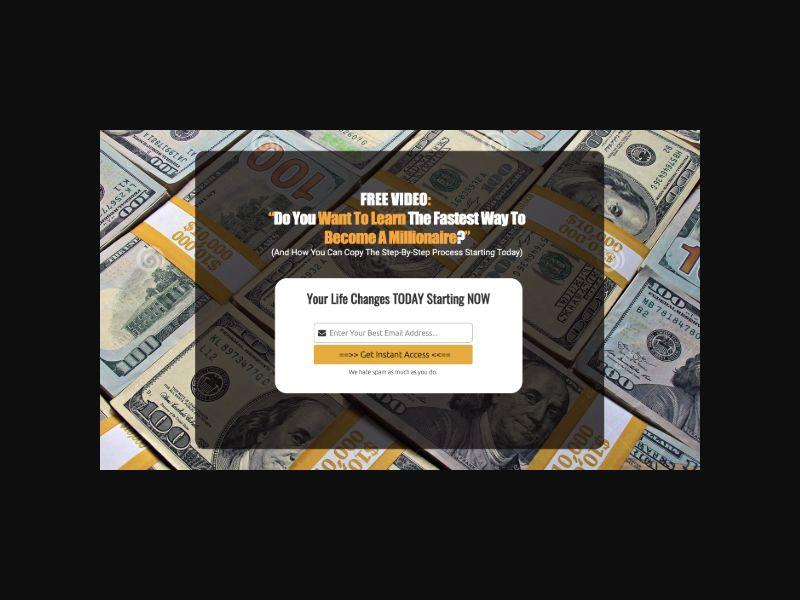 Fastest Millionaires CPS (US,CA)