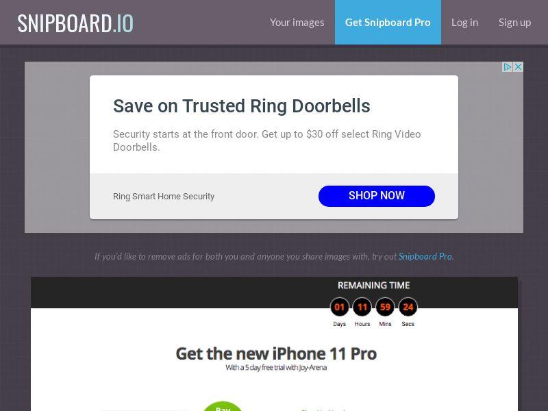 GamerExpert - iPhone 11 Pro ES - CC Submit