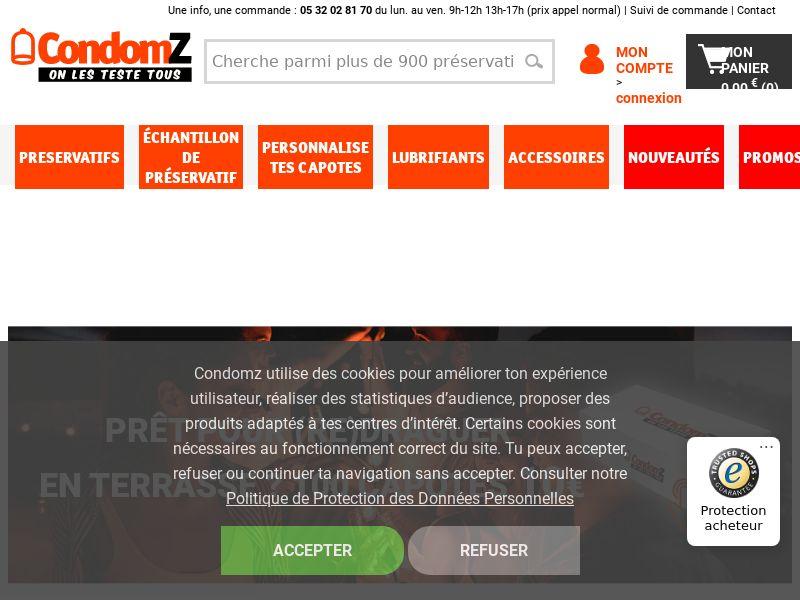 Condomz - FR (FR), [CPS]