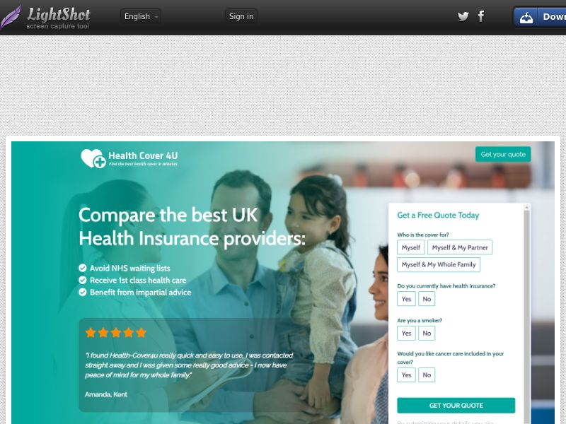 Health-Cover4U (UK) (CPL) (Personal Approval)