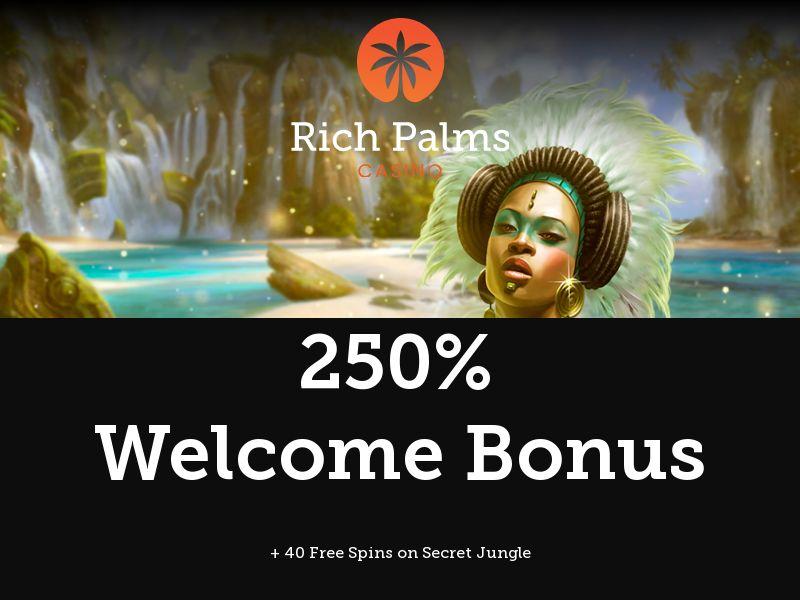 RichPalmsCasino.com Casino CPA - USA, UK, AUS, CA & NZ