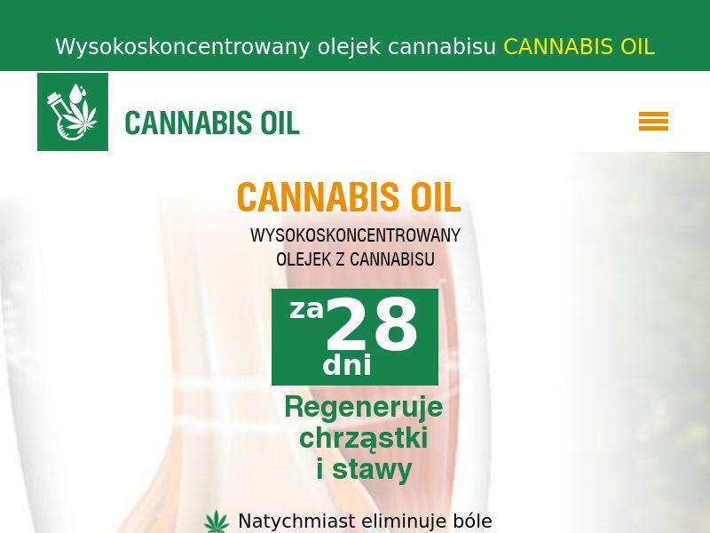 Cannabis Oil PL(joints)