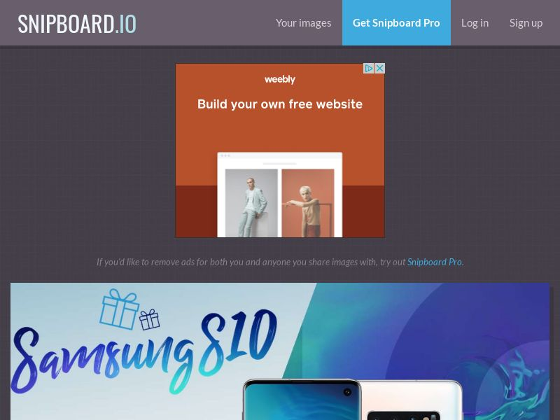 SteadyBusiness - Samsung Galaxy S10 LP15 DE - CC Submit