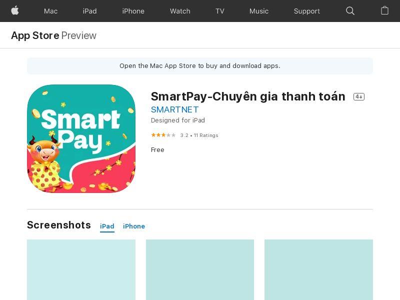SmartPay-Chuyên gia thanh toán