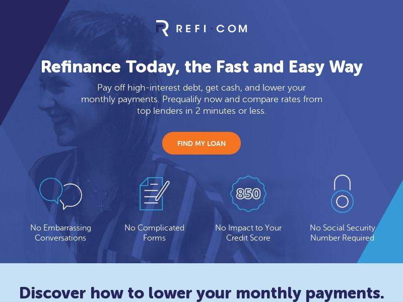 Mortgage Refinance - US