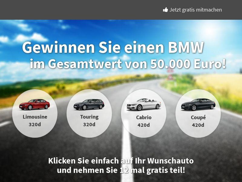 DE - Mercedes GLA Gewinnspiel
