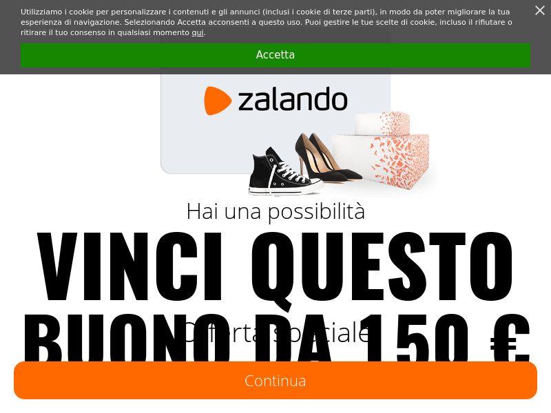 Bono Zalando! - IT