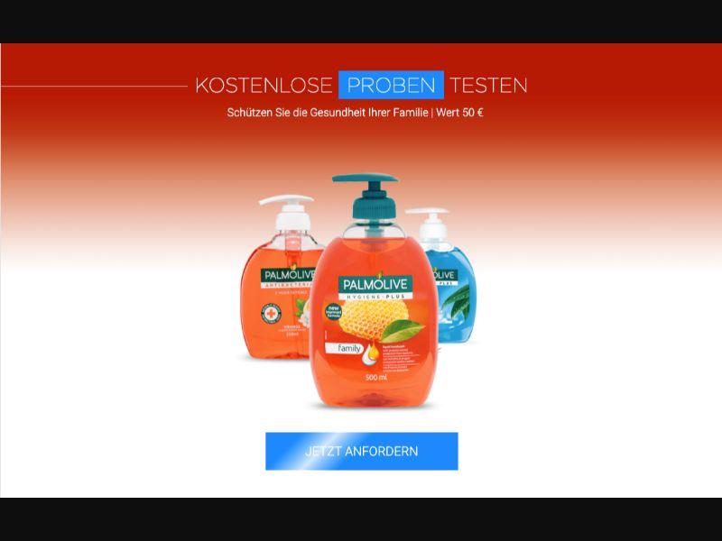 Palmolive - CPL SOI - DE - Sweepstakes - Responsive