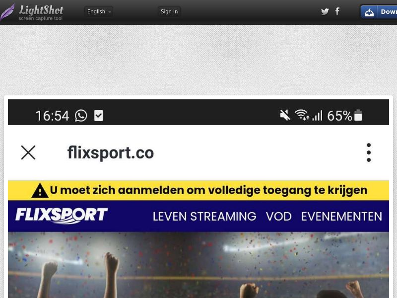 Flixsport Watch Sports - VOD (US, CA, UK) (Trial) (Personal Approval)