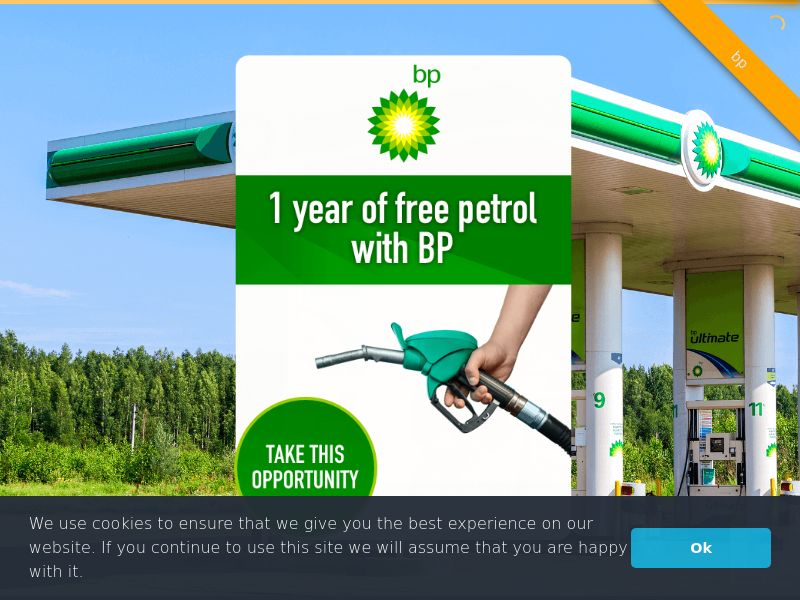 BP Free Petrol (GB), [CPL], Lotteries and Contests, Services, Energy, Single Opt-In, paypal, survey, gift, gift card, free, amazon