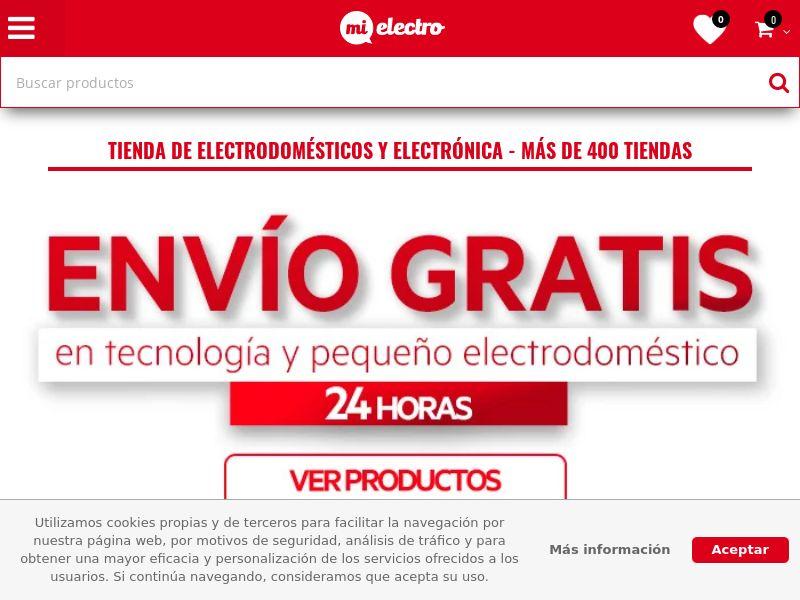 Mi Electro - ES (ES), [CPS]