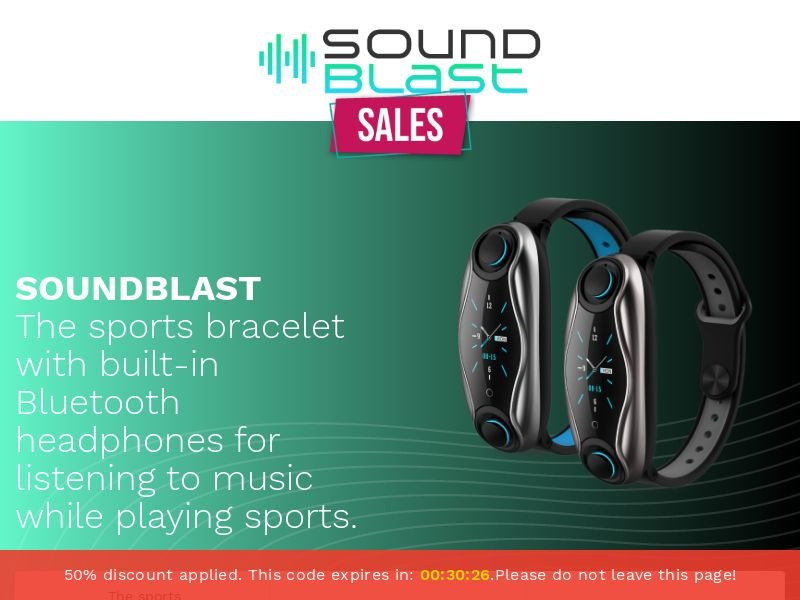 Soundblast - US/INTL