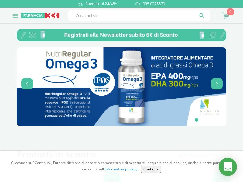 Farmacia 33 - IT (IT), [CPS], Health and Beauty, Supplements, Medicine, Sell, coronavirus, corona, virus, keto, diet, weight, fitness, face mask