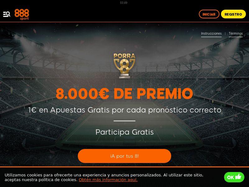 888 Casino - ES (ES), [CPA]