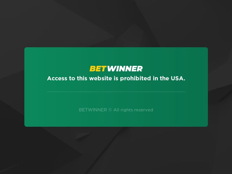 Betwinner | UZ | (BL - 2) - Main