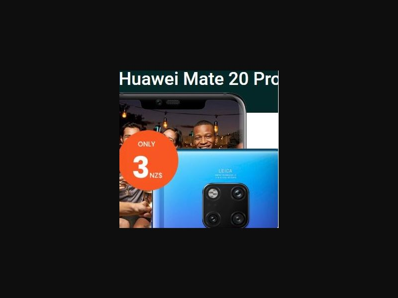 Win Huawei - NZ