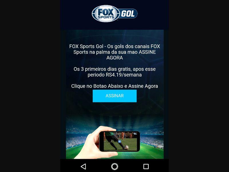 MOB Fox Sports - TIM / BR