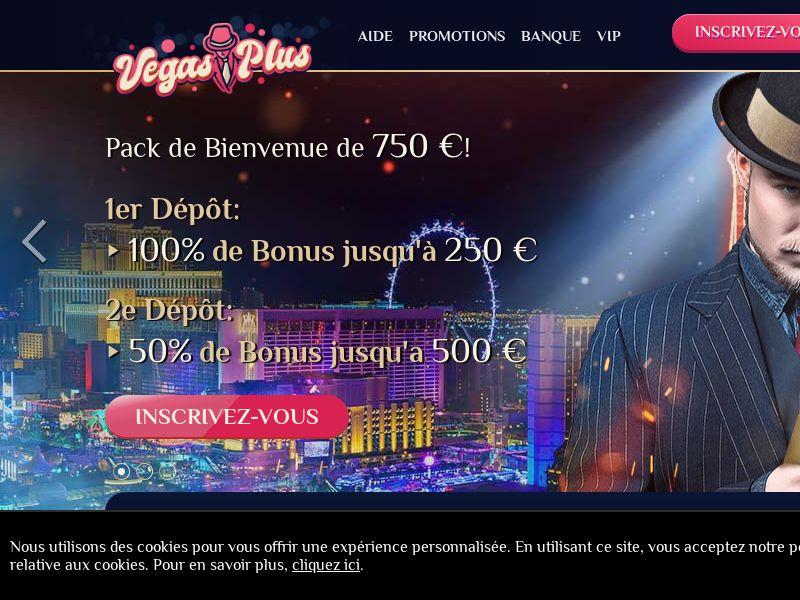 VegasPlus - FR (FR,IT,JP,NL,NO,ES), [CPL], Gambling, Casino, Deposit Payment, million, lotto