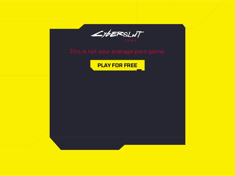 CyberSlut 2069 - PPS - Responsive