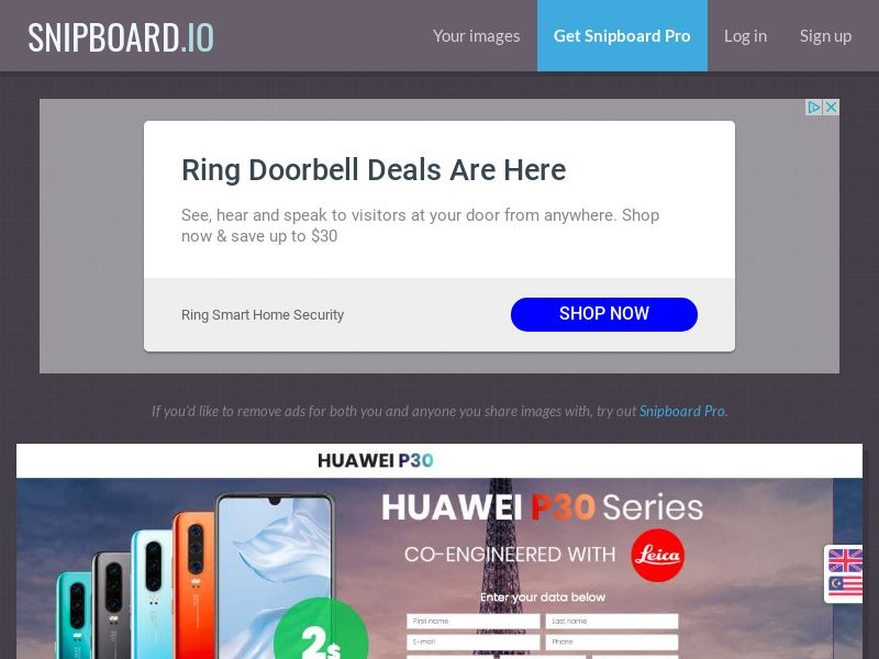 BigEntry - Huawei P30 SG - CC Submit (english/malay)