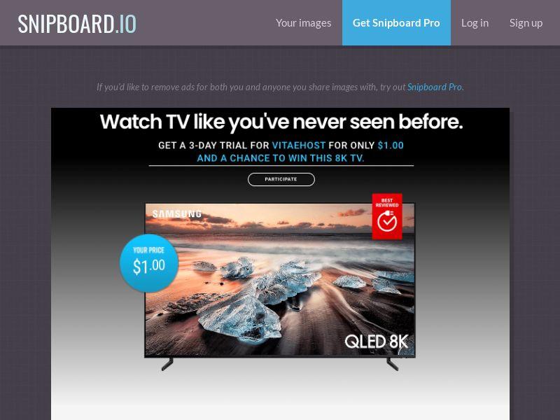 38171 - US - OrangeViral - B - Samsung TV QLED 8K- Only US - CC submit