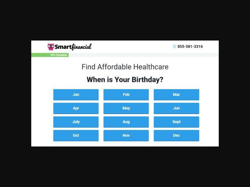 SmartFinancial - Health Insurance (US)