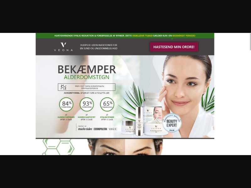 Veona Beauty - Skin Care - SS - [DK]