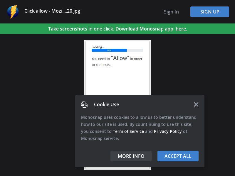 Ecuador (EC) - Android - Click Allow - Chrome - Mobile
