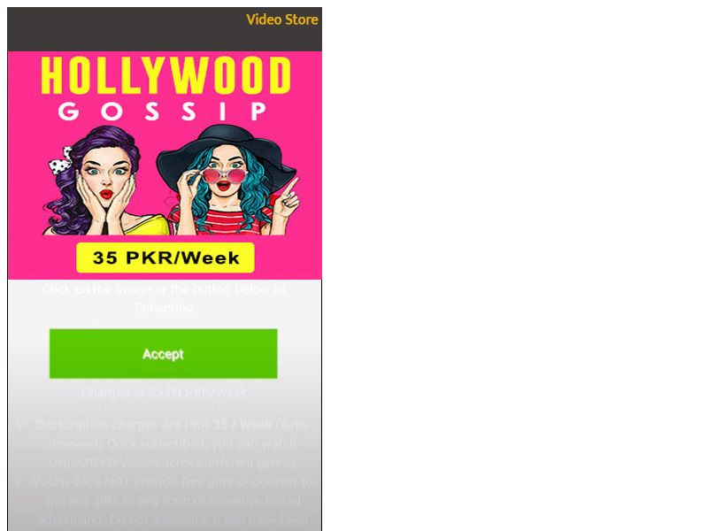 Hollywood Gossip V2 Telenor
