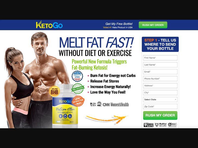 Keto Go - *Exclusive* (USA)