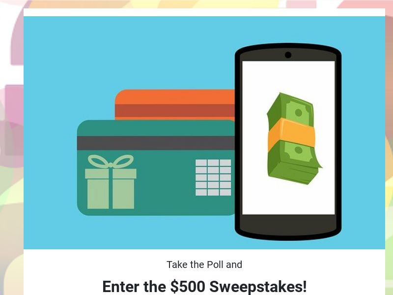 Free Bargain Hunters Sweepstakes Co-Branded for your O&O site