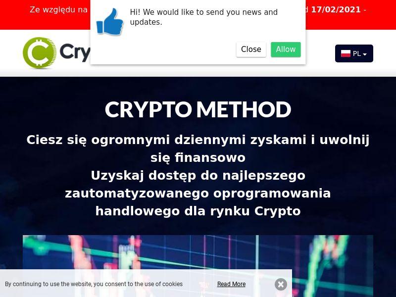 Cryptomethod pro Polish 2158