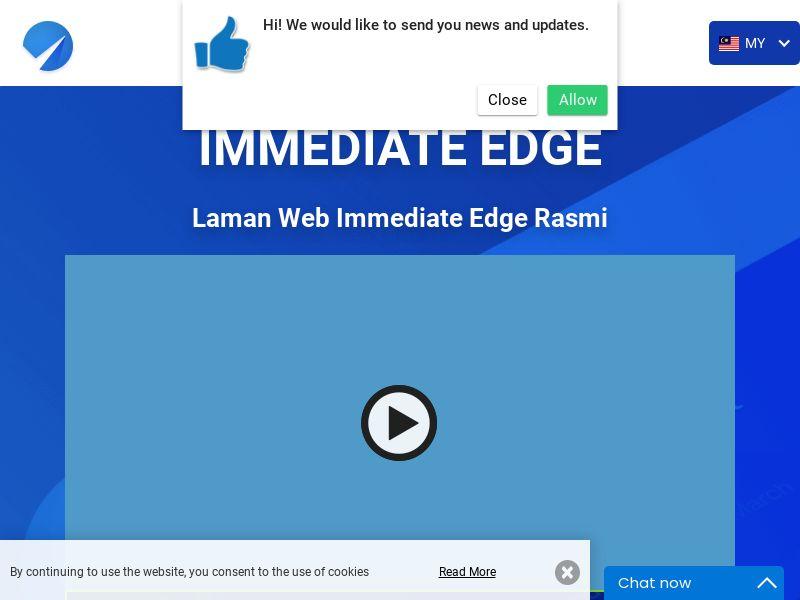 Immediate Edge Pro Malay 3797