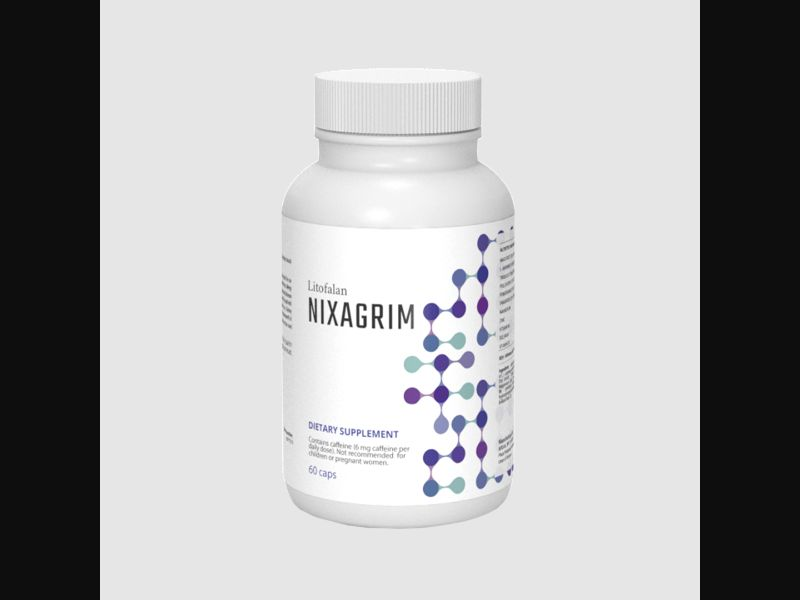 NIXAGRIM – CH – CPA – weight loss – capsules - COD / SS - new creative available