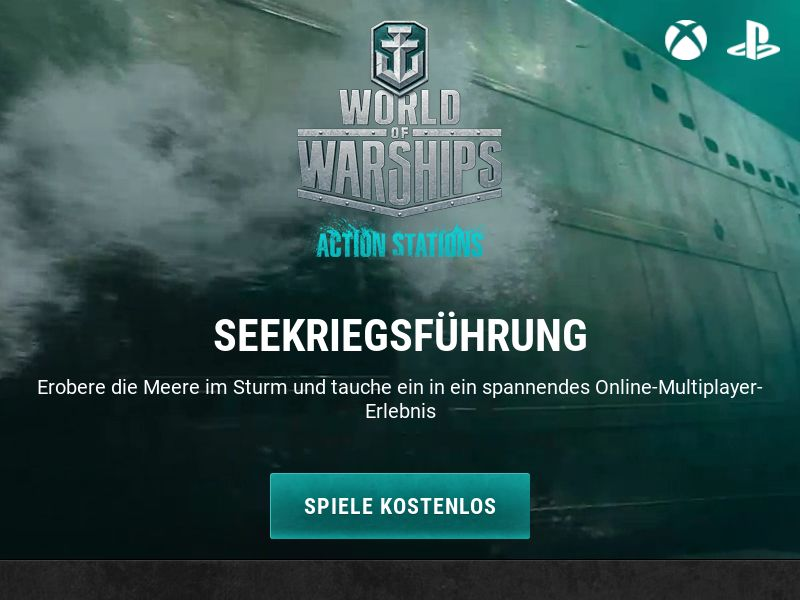 World of Warships SOI [ EU / SIG ] Web